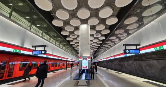 metroasema Tapiola Espoo
